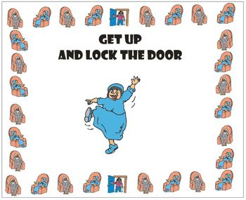 Effective Early Reading - Get Up and Lock the Door