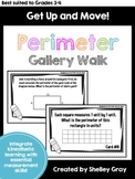 Get Up and Move! {A Perimeter Gallery Walk}