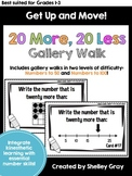 Get Up and Move! {A Twenty More, Twenty Less Gallery Walk}