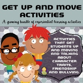 Get Up and Move Icebreakers and Activities Bundle