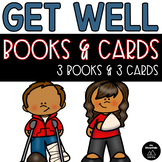 Get Well Book and Card