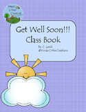 Get Well Soon Class Book