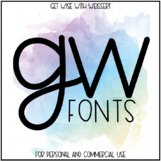Get Wise Fonts: Volume 1