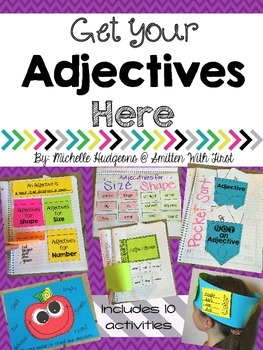 Get Your Adjectives Here