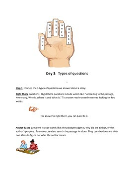 Get Your Daily 4, The Easy Way! Reading, Phonics, Fluency & Comprehension