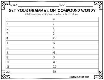 Grammar Task Cards: Articles (a, an, the)