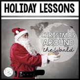 HOLIDAYS AROUND THE WORLD: CHRISTMAS AROUND THE WORLD PASSPORT FUN