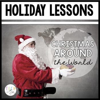 HOLIDAYS AROUND THE WORLD: CHRISTMAS AROUND THE WORLD PASSPORT FUN