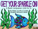 Get Your Sparkle On! {Rainbow Fish Literacy & Math}