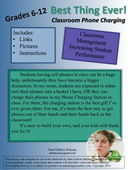 Get Your Students' Attention Back! Become a Rockstar in your Room!
