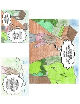 Get Your Students into Graphic Novels
