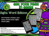 Get Your Year in Gear Sight Word Edition