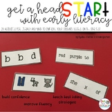 Get a Head STARt with Early Literacy