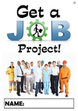 Get a Job Project - Money and Financial Matters