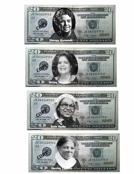 Get a Woman on the $20!