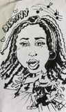 Get a caricature of you doing what you love most