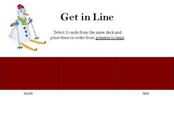 Get in Line-Winter