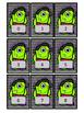 Get in line Frankenstein, a number order game