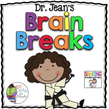 Dr. Jean's Get in the Game Brain Breaks