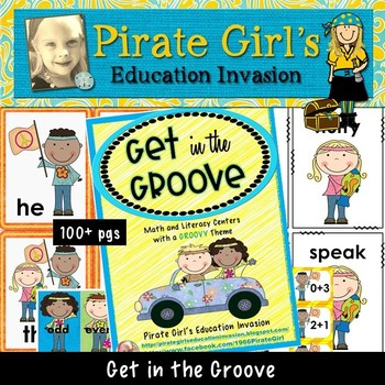 Get in the Groove: 12 Math & Literacy Activities