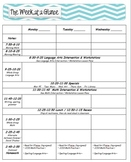 Get organized and track interventions with a Teacher Binder!