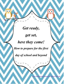 Get ready!  Get set!  Here they come!