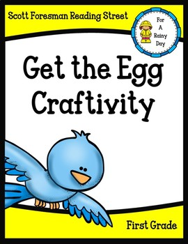 Get the Egg Craftivity (Reading Street)