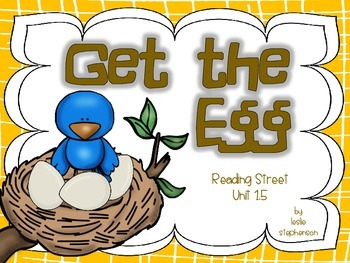 Get the Egg - Reading Street 1.5