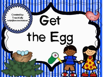 Get the Egg - Scott Foresman