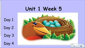 Get the Egg Unit1 Week 5
