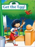 Get the Egg Word BINGO and blank game boards
