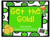 Get the Gold Reverse Interactive Book