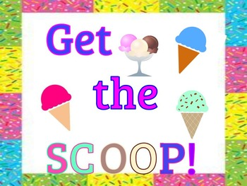 Get the Scoop!
