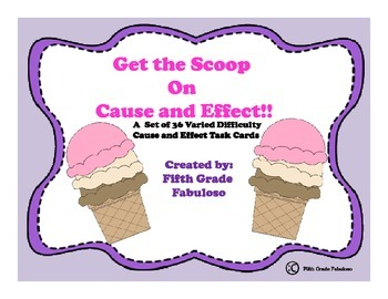 Get the Scoop On Cause and Effect
