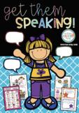 Get them Speaking! Oral Language Activities to Practice Sp