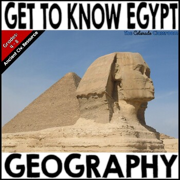 Get to Know Egypt: Geography