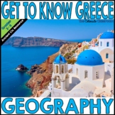Get to Know Greece - Geography