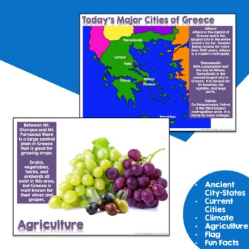 Free - Get to Know Greece Geography