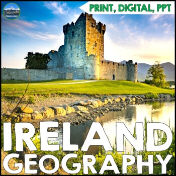 Get to Know Ireland: Geography