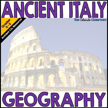 Italy Geography