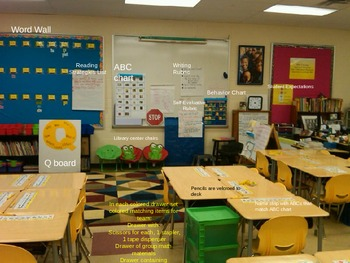 Get to Know Me - Get to Know Our Classroom - full version