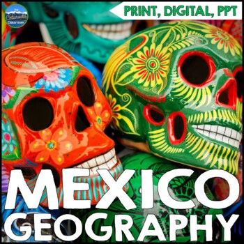 Get to Know Mexico - Geography