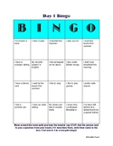 Get to Know You Bingo Game