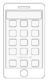 Get to Know You Cellphone Template Activity