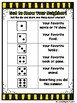 Get to Know You - Dice Game