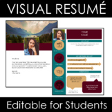 Get to Know You Distance Learning: Student Visual Resume