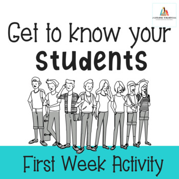 Get to Know You-Back to School Activity