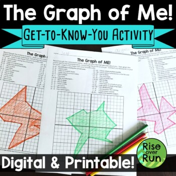 Get to Know You Graph for Back to School