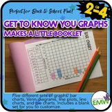 Back to School Activity Get to Know You Graphs Line plot, pie chart, Venn, etc.
