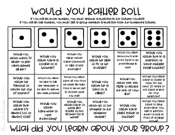 Get to Know You Roll and Answer